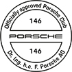 Officially approved Porsche Club 146